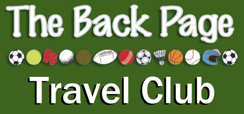 the back page travel club logo